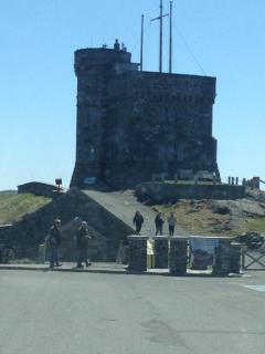 Signal Hill- Cabot Tower
