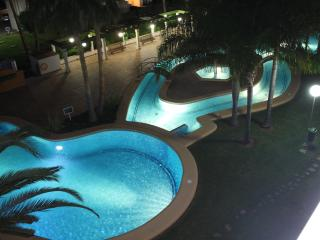 Appartement 2 chambres dans résidence avec piscine, Denia