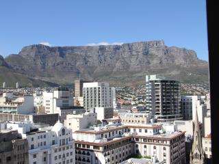 Best views of Table Mountain from the balcony