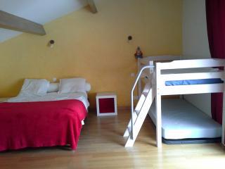 appartement T2 à la palmyre à 800 m de la plage