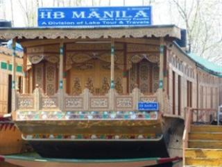 Manila Groups Of House Boats, Srinagar