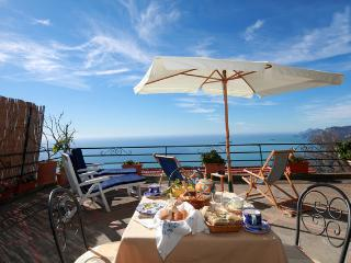 positano angela house sea view wifi, Nocelle