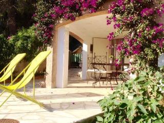 Villa rez de jardin 60m2 calme  entre mer et ville