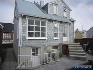 Charming house in centre of Akureyri