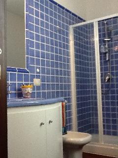Secondo bagno adiacente alla cameretta
