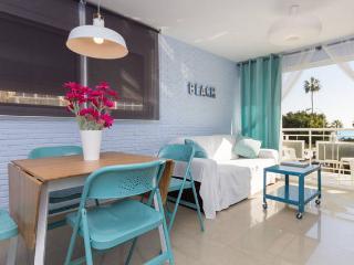 Apartment on the beach, Benalmadena