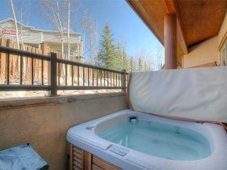 Corral at Breckenridge #102E - Private Hot Tub