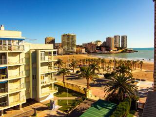 Precioso y tranquilo apartamento en 1ª fila playa, Oropesa del Mar