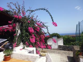 isole eolie salina villa vista mare, Malfa