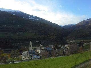 SOUVENIR DE TSANELI - APPARTAMENTI GIARDINO E SPA, Roisan