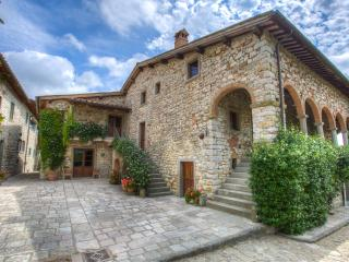 Capriolo - Borgo Corsignano, Poppi
