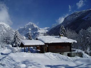 Chalet Joubarbe - panoramic views and outdoorlife, Sixt-Fer-a-Cheval