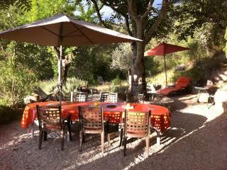Vrai coin de Paradis en Provence avec rivière fi, Flayosc