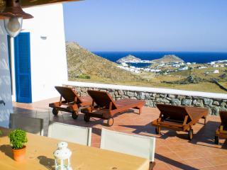 Tranquil Villa, Mykonos, Kalafatis