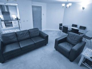 Modern Luxury Holiday Apartment in Salisbury City