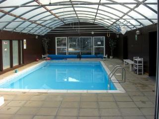 Big holiday house with pool, Devon. The Elmfield