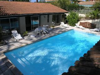 Villa Cap-Ferret - Piscine - 8 personnes