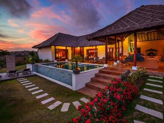 villa matahari ungasan bali indonesie