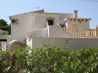 El Pinar, Moraira