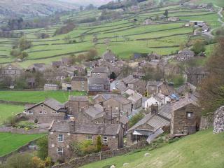 Gunnerside village