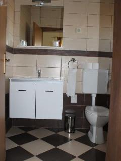 Bathroom of Zafro