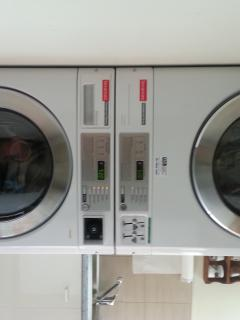 Washer and Dryer in Cubby House