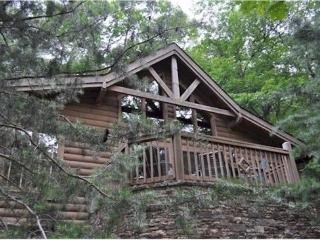 Soaring Hawk Log Home in Big Canoe Resort