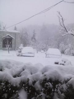 Winter Time in Silver Streak..