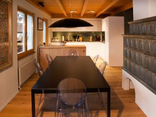 Saas-Fee Luxury Apartment