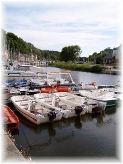 Boat hire in Dinan