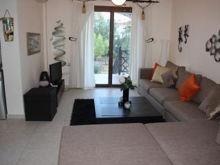 lounge area leading to terrace
