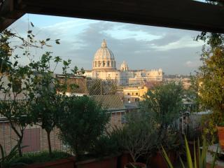 la terrazza - Roma - S. Pietro