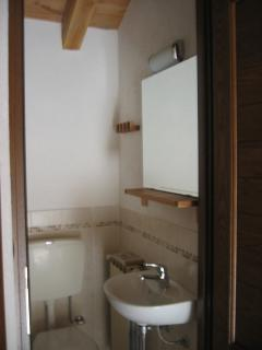 Small bathroom at first floor