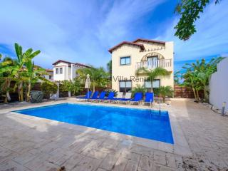 Artemis Villa 6, 4bed, pool and free WiFi,sleeps10, Protaras