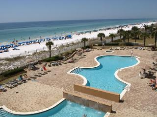 406E Silver Beach Towers-l Beautiful 3/3 Beachfront, Destin