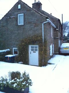 Rokeby Cottage in Winter