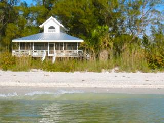 Sea Star Beach House:  Sunsets Galore!, Little Gasparilla Island