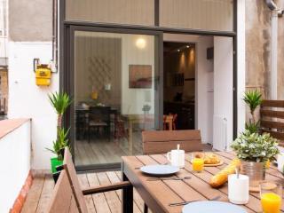 Gracia Terrace, Barcelona