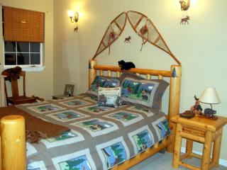 Rent the Wyoming BEDROOM at The Winchester House., Saint George