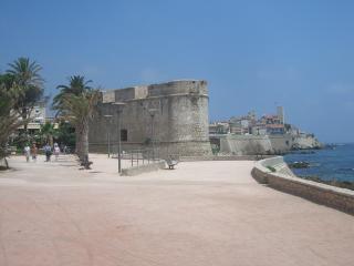 French Riviera view Marina Antibes 3