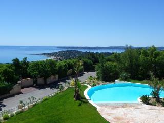 La Villa F, Sainte-Maxime