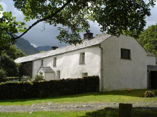 Longthwaite farmhouse