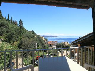 Alexandra Apartment: Corfu apartment for four, just a few steps away from