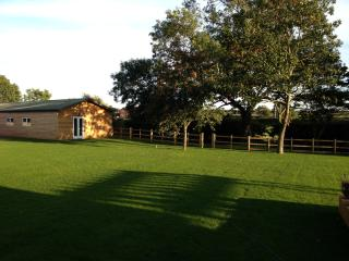 Cottage In the English Countryside, Burton on the Wolds
