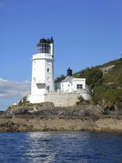 Nearby St Anthony's Lighthouse
