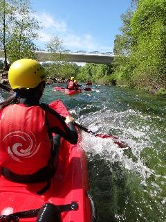 Kayak  outdoor activities
