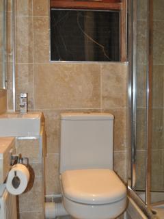 Downstairs bathroom (en suite)
