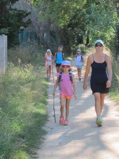 hikes abound along the coast or in the Alberes foothills