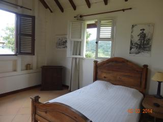 la chambre à un lit