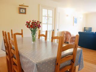 Dining at Kestrel House
